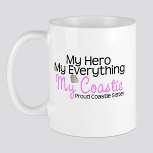 My Everything Coastie Sister Mug