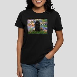 Water Lilies Women's Dark T-Shirt