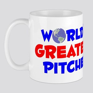World's Greatest Pitcher (A) Mug