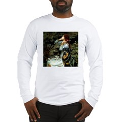 Ophelia/Rottweiler Long Sleeve T-Shirt