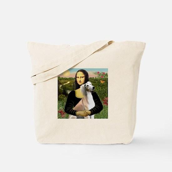 Mona Lisa (new) & Saluki Tote Bag
