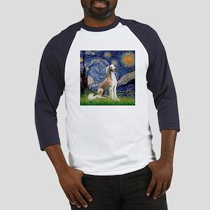Starry Night / Saluki Baseball Jersey
