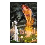 Midsummer's Eve & Saluki Postcards (Package of 8)
