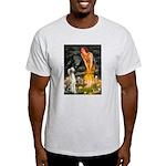 Midsummer's Eve & Saluki Light T-Shirt