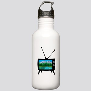 NATURAL CHANNEL FOUND Water Bottle