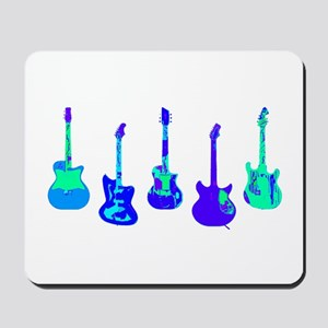 SELECT THEM ALL Mousepad