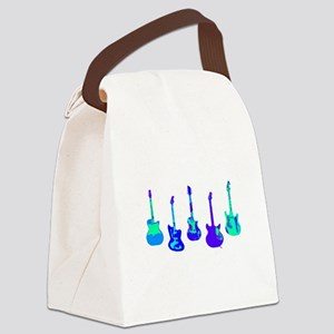 SELECT THEM ALL Canvas Lunch Bag