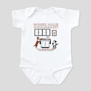 BC - Thou Shalt Not Steal Infant Bodysuit