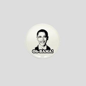 Oh-BAMA Mini Button