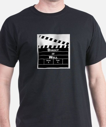 Life is a movie back.jpg T-Shirt
