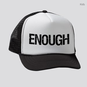 Enough Kids Trucker hat
