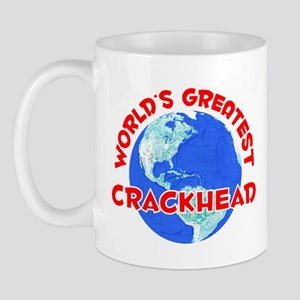 World's Greatest Crack.. (F) Mug