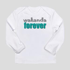 wakanda forever Long Sleeve T-Shirt