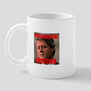 Presidential Erection Mug