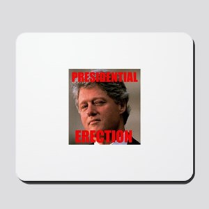Presidential Erection Mousepad