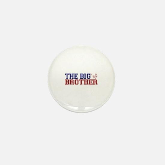 The Big Brother Baseball Mini Button
