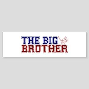 The Big Brother Baseball Bumper Sticker