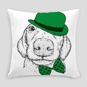 happy saint patrick's day! Everyday Pillow