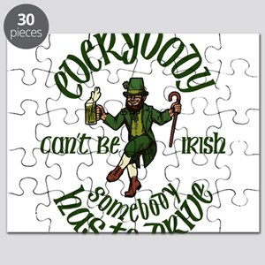 happy saint patrick's day! Puzzle