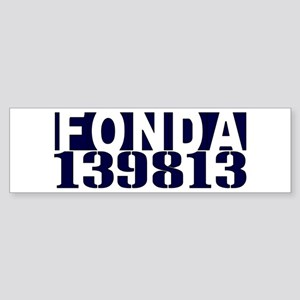 FONDA 139813 Sticker (Bumper)