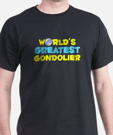 World's Greatest Gondo.. (C) T-Shirt
