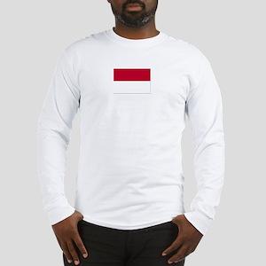 Indonesia Long Sleeve T-Shirt
