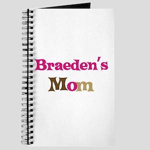 Braeden's Mom Journal