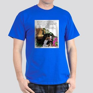 Greater Swiss Mountain Dog Dark T-Shirt
