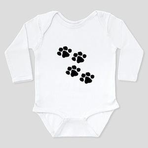 Pet Paw Prints Infant Bodysuit Body Suit