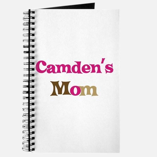Camden's Mom Journal
