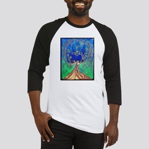 With In the Tree of Life Baseball Jersey