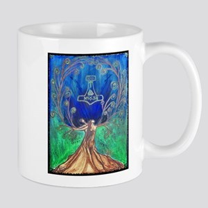 With In the Tree of Life Mug