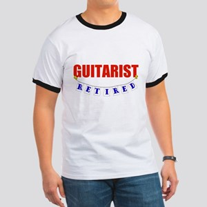 Retired Guitarist Ringer T