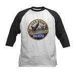 USS BACHE Kids Baseball Jersey