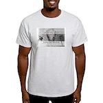 2010 CHERUBS Masquerading Angels Ball Light T-Shir