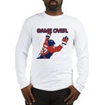"""""""Game Over"""" Long Sleeve T"""