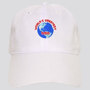 World's Greatest DBA (F) Cap