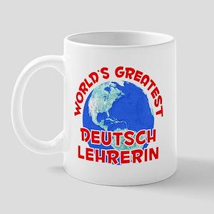 World's Greatest Deuts.. (F) Mug