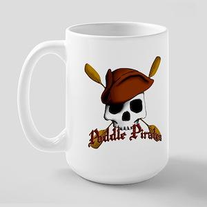 Paddle Pirates - Skullduggery Large Mug