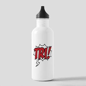 triathlon Stainless Water Bottle 1.0L