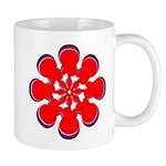 Clockwork Red Mug