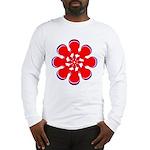 Clockwork Red Long Sleeve T-Shirt