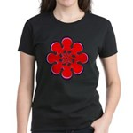 Clockwork Red Women's Dark T-Shirt