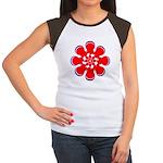 Clockwork Red Women's Cap Sleeve T-Shirt