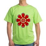 Clockwork Red Green T-Shirt