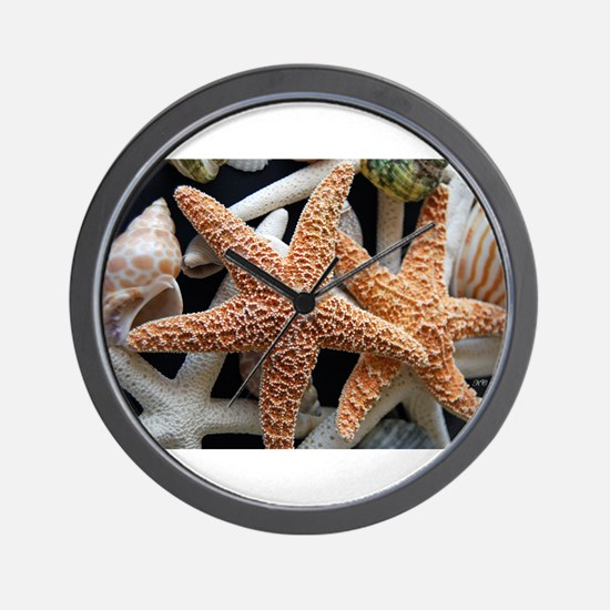 """From the Sea"" Wall Clock"