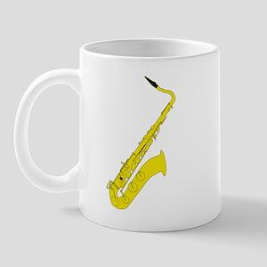 Tenor Sax Mug