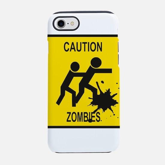 zombies iPhone 8/7 Tough Case