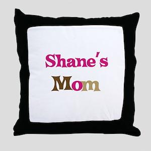 Shane's Mom  Throw Pillow
