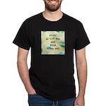 Study an Old Map Dark T-Shirt